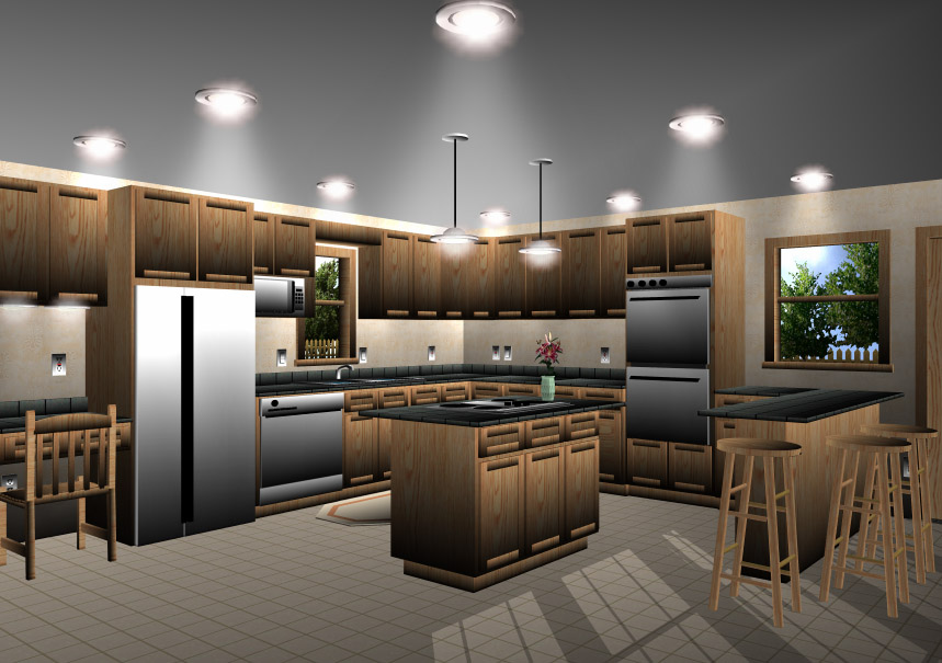 Our 3D Drawings Will Help You Visualize Your New Interiors And Make A Final  Decision